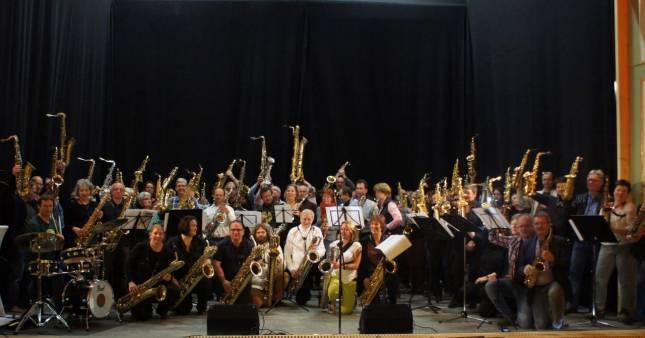 Saxophon meets Kloster Michaelstein