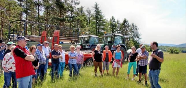 Sorgen und Chancen der Landwirte erörtert