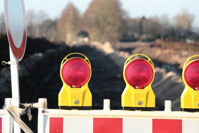 A 7: Sperrung Anschlussstelle Bockenem