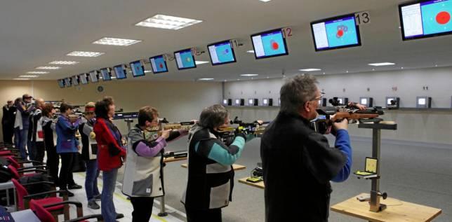 Teilnehmerrekord bei Luftgewehr-Wettbewerb