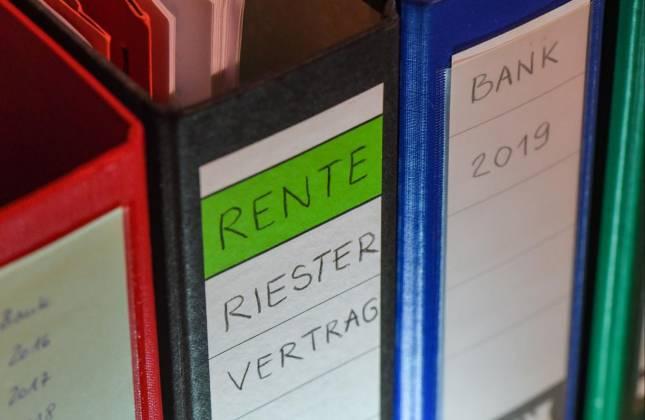 """""""Riester-Rente nicht reformierbar"""""""