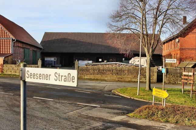 Lüttge beantragt Kreisel in Seesener Straße