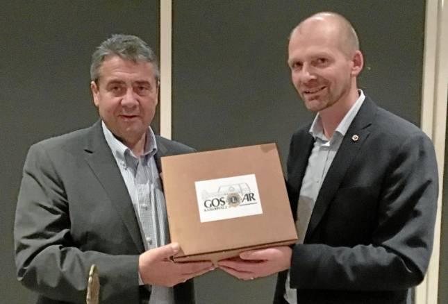 1000 Euro für Gabriel-Stiftung