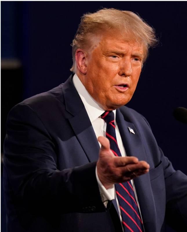 Trump schließt Kandidatur 2024 nicht aus