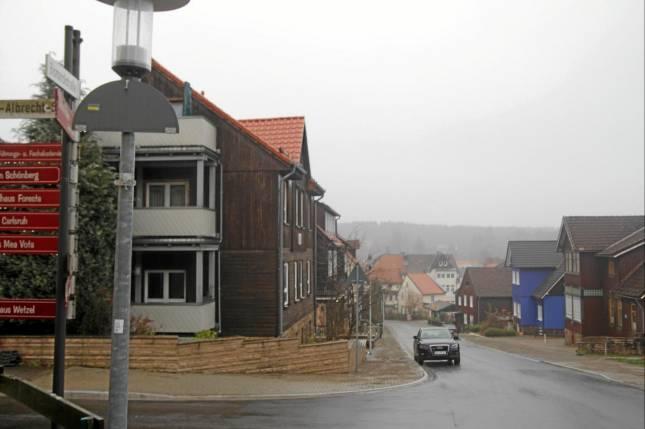 Bismarckstraße ist wieder befahrbar