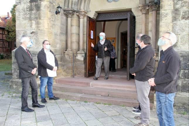 Männersonntag in der Kirche