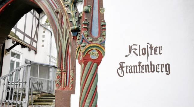 Kloster Frankenberg ringt um Fortbestand