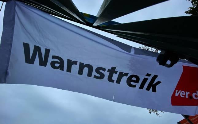 Tüv: Verdi ruft zum Streik auf