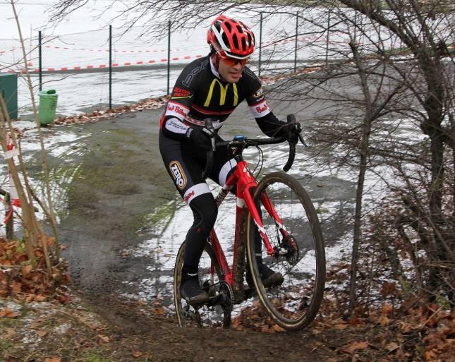 Cyclocross im Sportpark