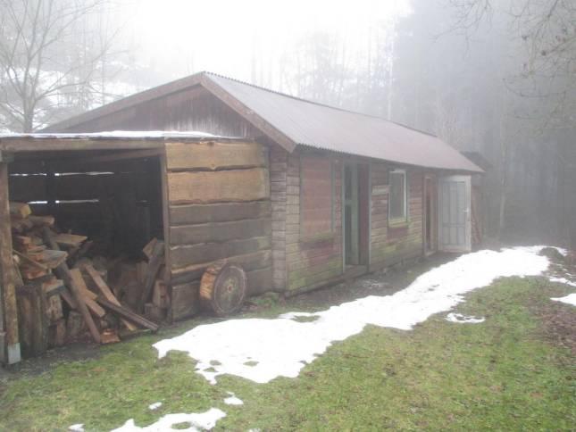 Unbekannte brechen in Harzklub-Hütte ein