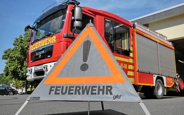 Feueralarm im Studentenwohnheim