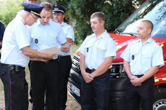 Liebenburger Feuerwehrleute retten Leben