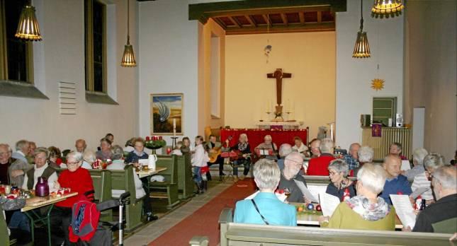 Premiere in der St.-Petruskapelle