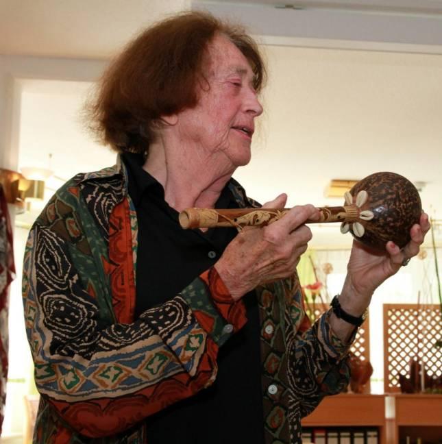 Flötenschau und Konzert