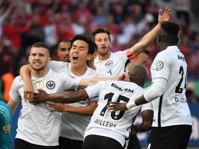 Eintracht schafft die Pokalsensation