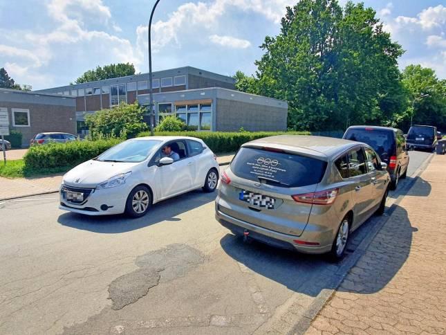 Kösliner Straße: Sorgen vor Verkehrschaos