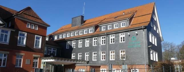 Clausthal-Zellerfeld wird Corona-Klinik