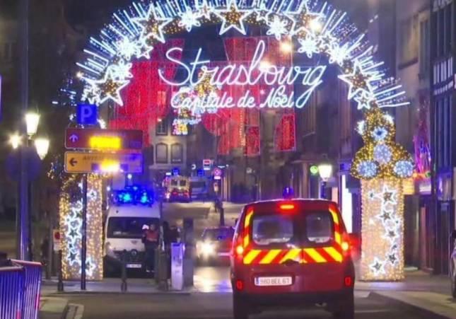 Tote nach Angriff in Straßburg