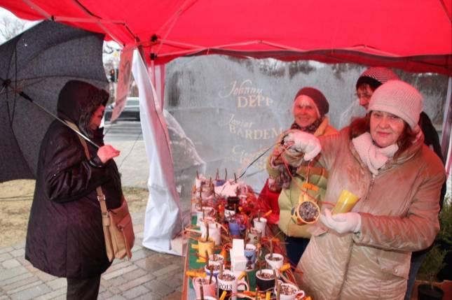 Auf zum Okeraner Weihnachtsmarkt