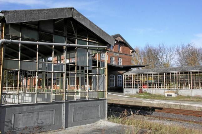 Sanierung des Bahnhofs Langelsheim