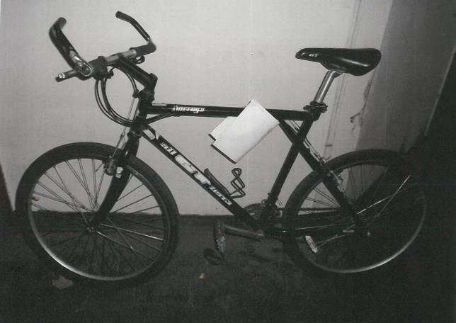 Polizei sucht Besitzer eines Mountainbikes