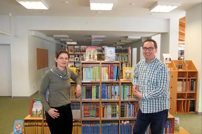 Imke Koch ist neue Leiterin der Bücherei