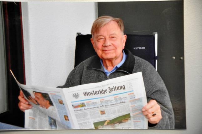 99. Geburtstag: Grüße an Grundner-Culemann