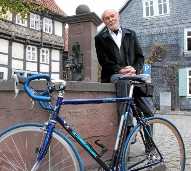 Hornburg ehrt Fritz Sengpiel