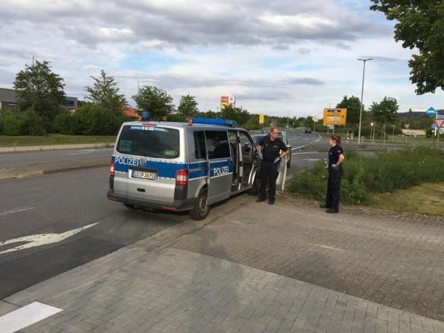 Polizei rückt zu Schlägerei aus