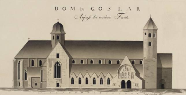 Der Abriss des Goslarer Doms