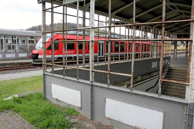 Naturschutzbehörde bremst den Bahnhofsumbau