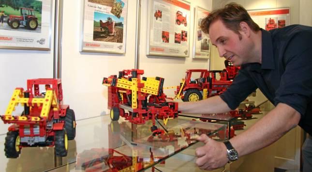 Ausstellung zeigt Spielzeug