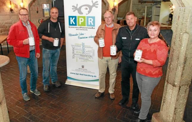 Spende an die Bad-Harzburg-Stiftung