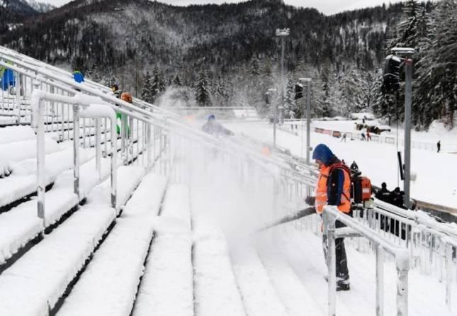 Biathlon-Weltcup in Ruhpolding findet statt