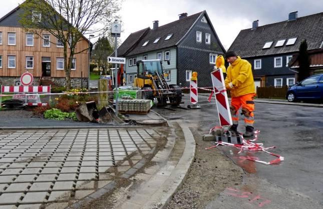 Frisches Geld für Straßenreparaturen