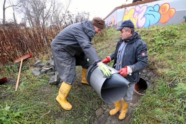 Lücke im Hochwasserschutz geschlossen