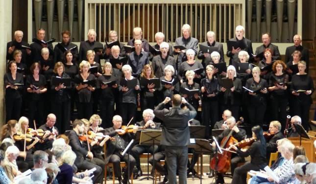 Weihnachtsoratorium in der Lutherkirche