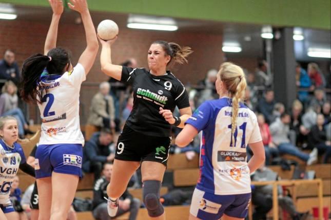 Handballer registrieren Plus an Meldungen