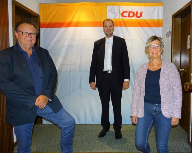 Jan Warnecke soll Wogen in der CDU glätten