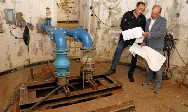 Verjüngungskur für den Wasserspender