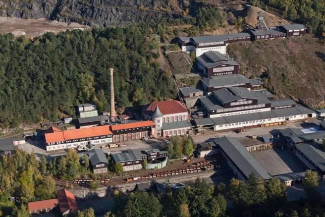 Rammelsberg in 3D: Förderung sicher