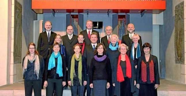 Chor aus Hannover singt Weihnachtliches
