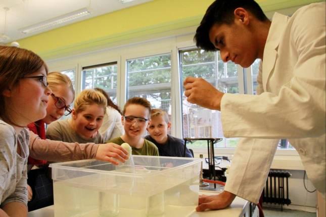 Forschertage für Grundschüler