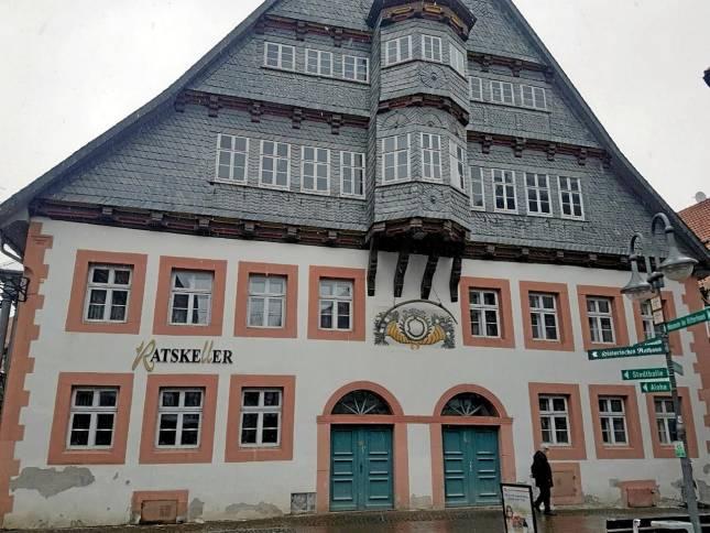 Rathaus-Sanierung in Osterode im Frühjahr