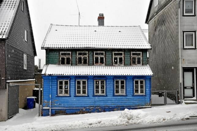 """""""Blaues Haus"""" in neuen Händen"""