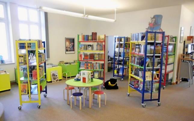 Stadtbücherei schließt wieder
