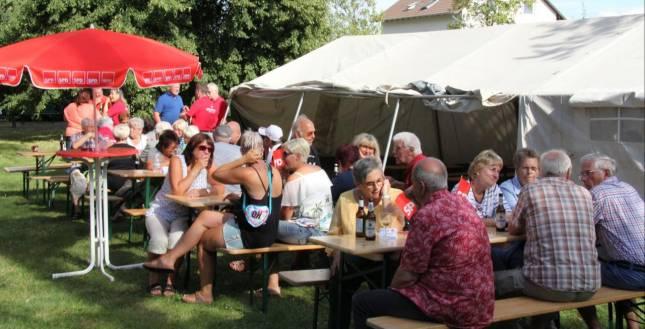 Bürgerfest der SPD erfährt gutes Echo