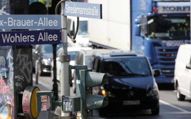 Erste Großkontrolle heute in Hamburg