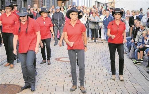 Altenau feiert mit Country und Western