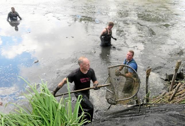 Angler retten Leben